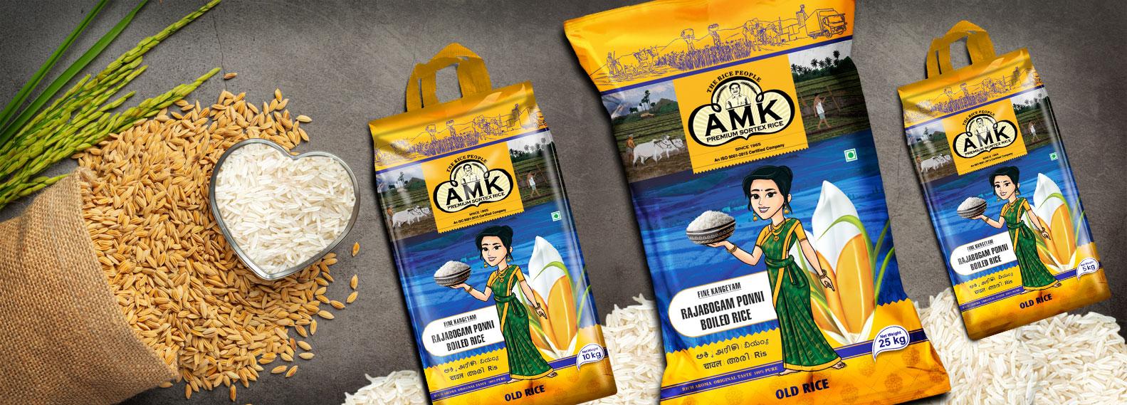 The Amazing Benefits of Ponni Rice