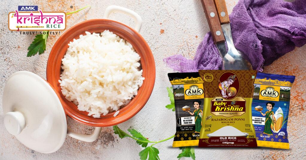 The Most Preferred Ponni Rice
